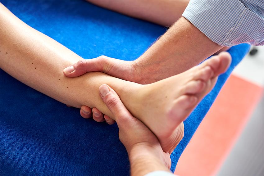Enkelklachten | Fysiotherapie Cuijk Centrum