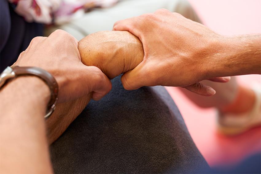 Pols- en handtherapie | Fysiotherapie Cuijk Centrum