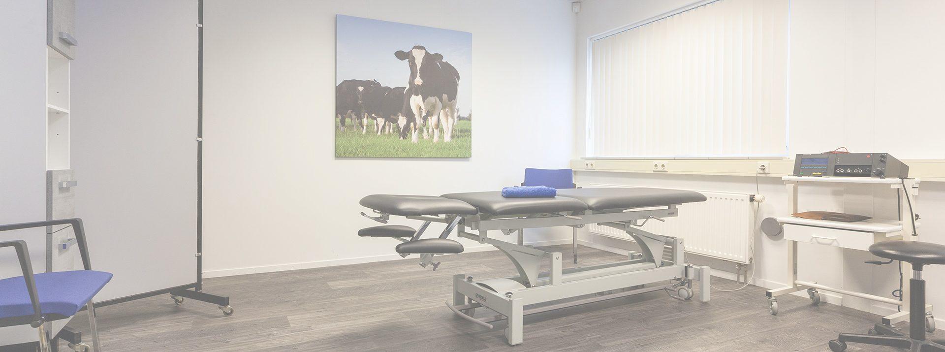 Van behandelkamer tot fitnesscentrum
