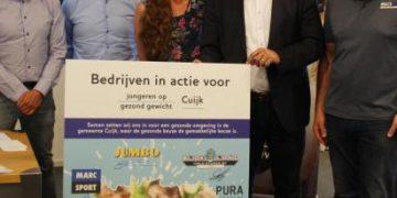De JOGG-beweging in de gemeente Cuijk is in volle gang