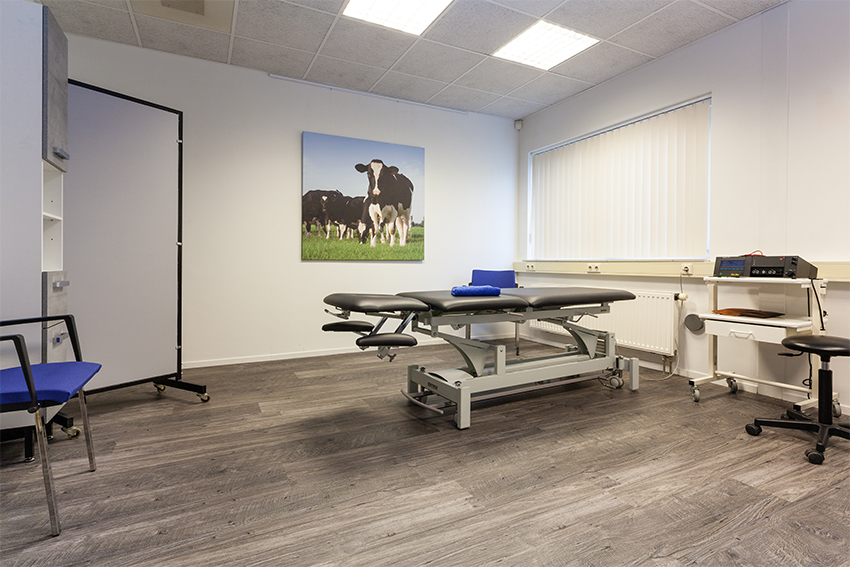 Behandelkamer | Fysiotherapie Cuijk Centrum