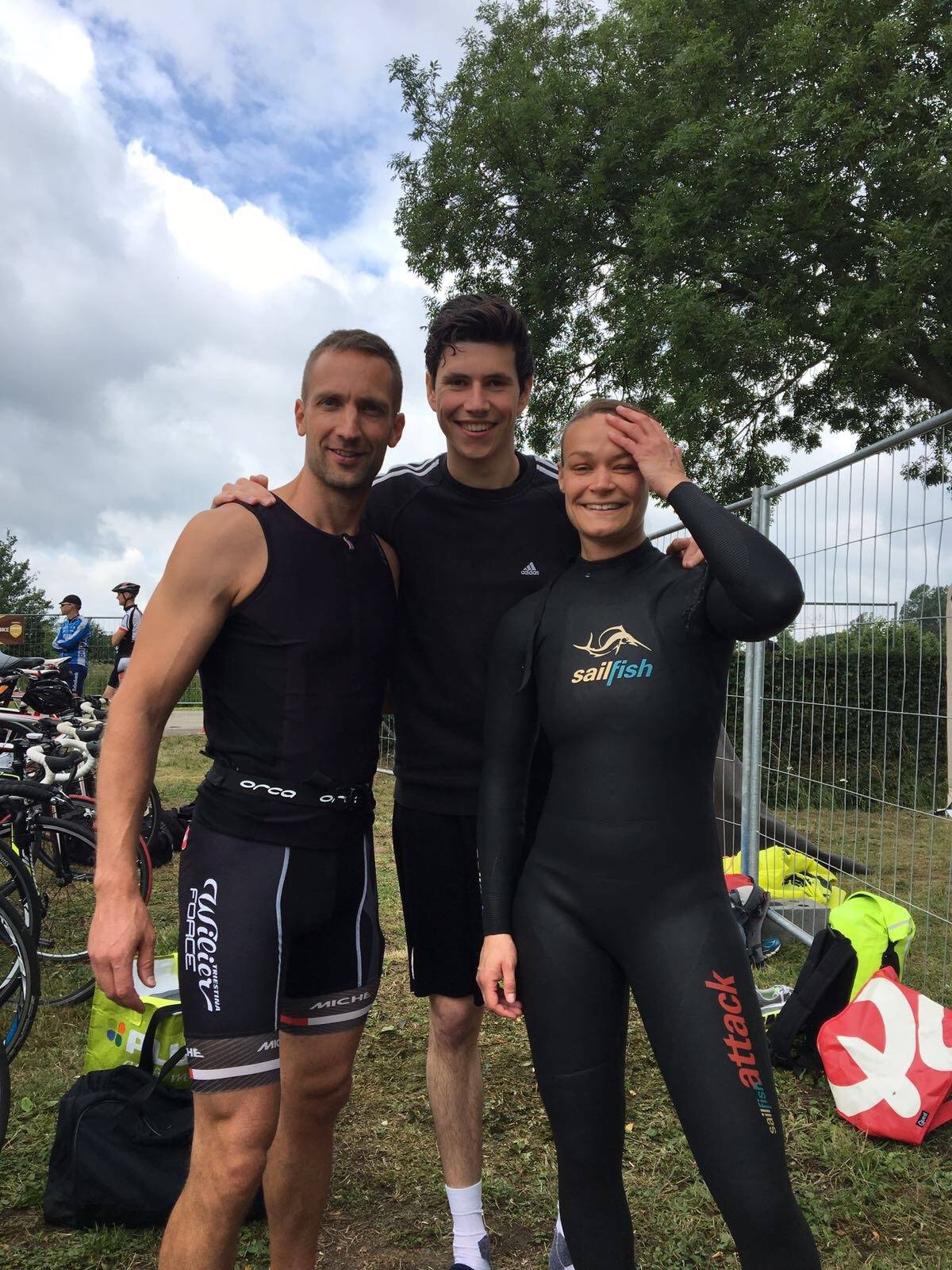 Triathlon deelname | Fysiotherapie Cuijk Centrum