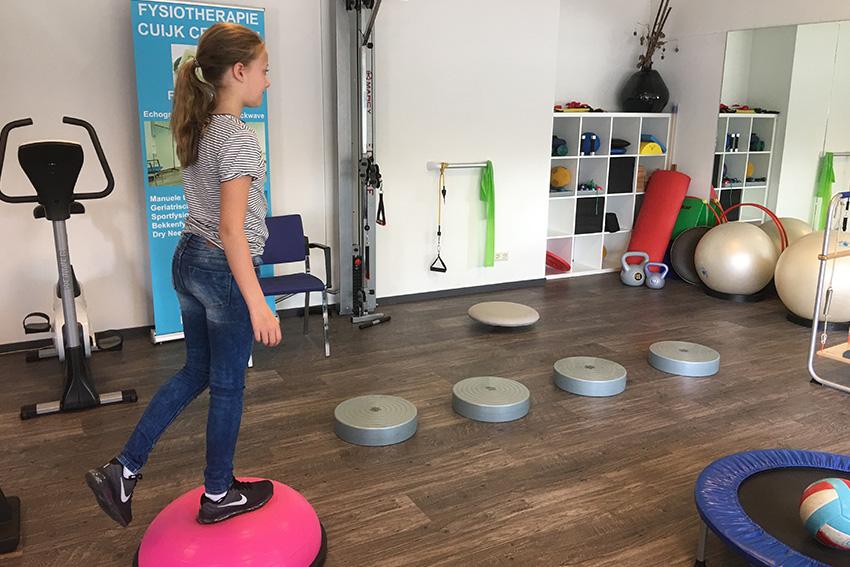 Jongeren Actief Plus | Fysiotherapie Cuijk Centrum