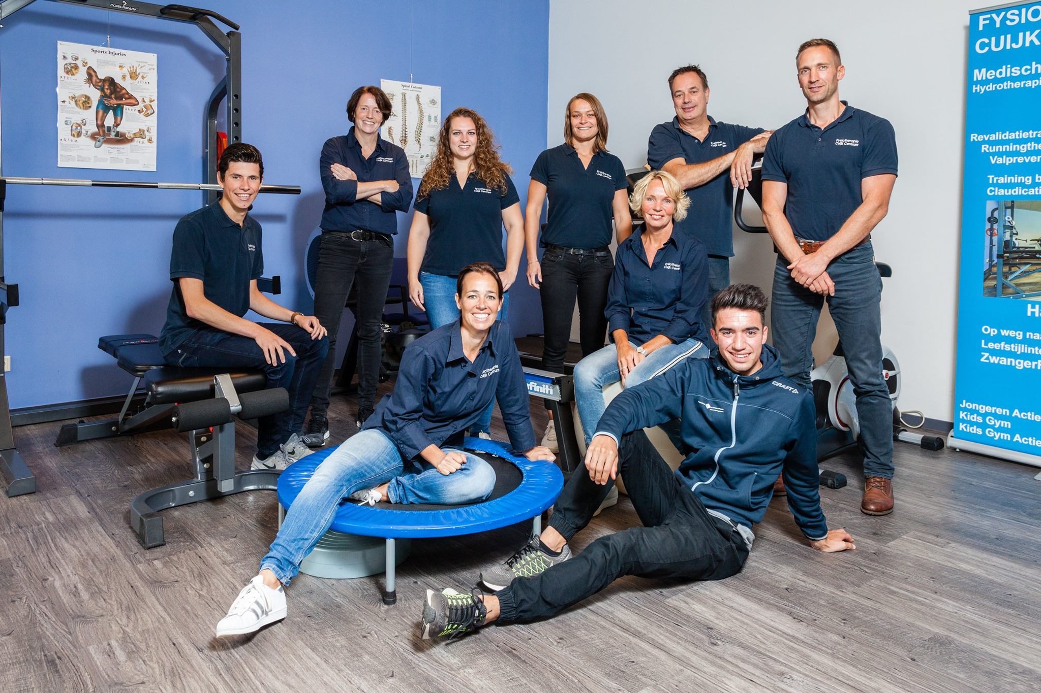 Team | Fysiotherapie Cuijk Centrum