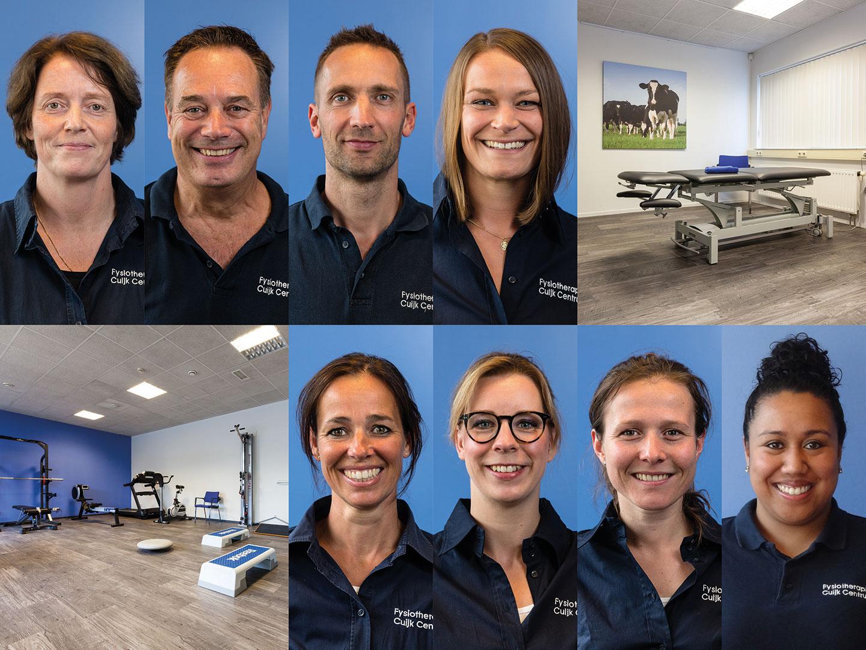 Fysiotherapie Cuijk Centrum | Team 2019
