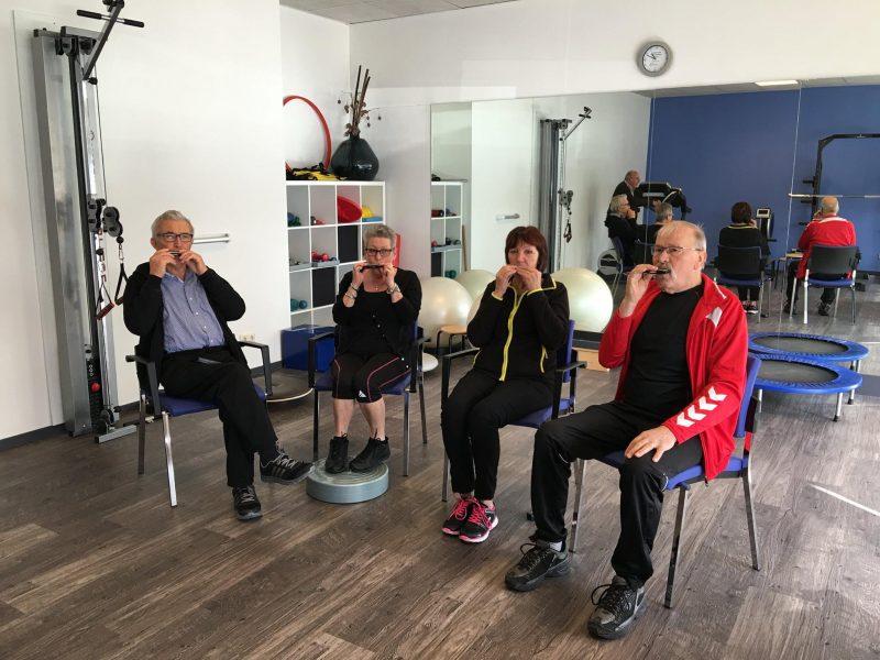 Ademhaling mondharmonica | Fysiotherapie Cuijk Centrum